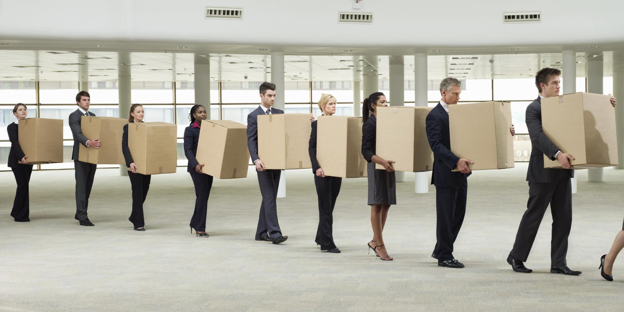 Массовые увольнения: критерии и условия