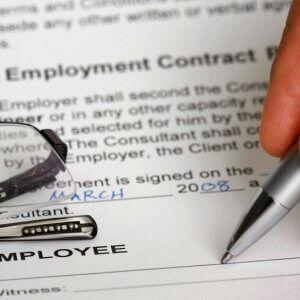 Образец трудового договора с ненормированным рабочим днем
